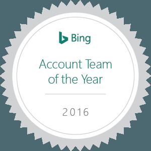 Bing Account Logo