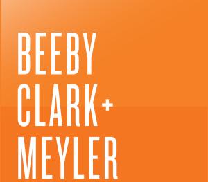 Beeby Clark+Meyler logo