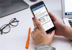 Facebook marketing on BCM