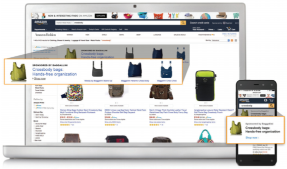 Amazon Marketing Services - Headline Search Ads