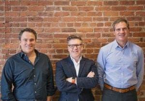 Tom Beeby, Michael Clark, Stuart Meyler, Partners for BCM