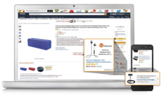 Amazon Advertising - Product Display Ads