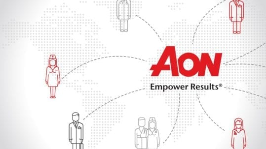 Aon Insurance Campaign Strategy