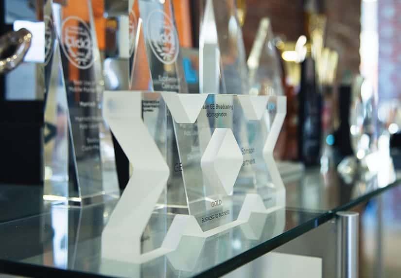 BCM Wins MIXX Awards