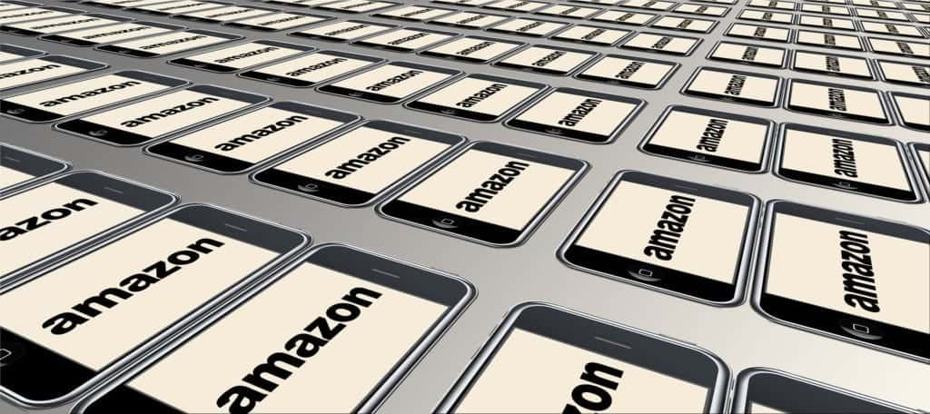 phones with Amazon name on its screen